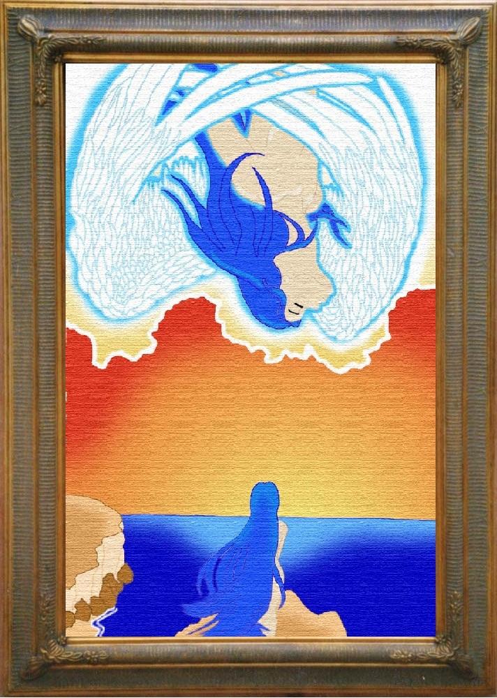 Goddess Painting