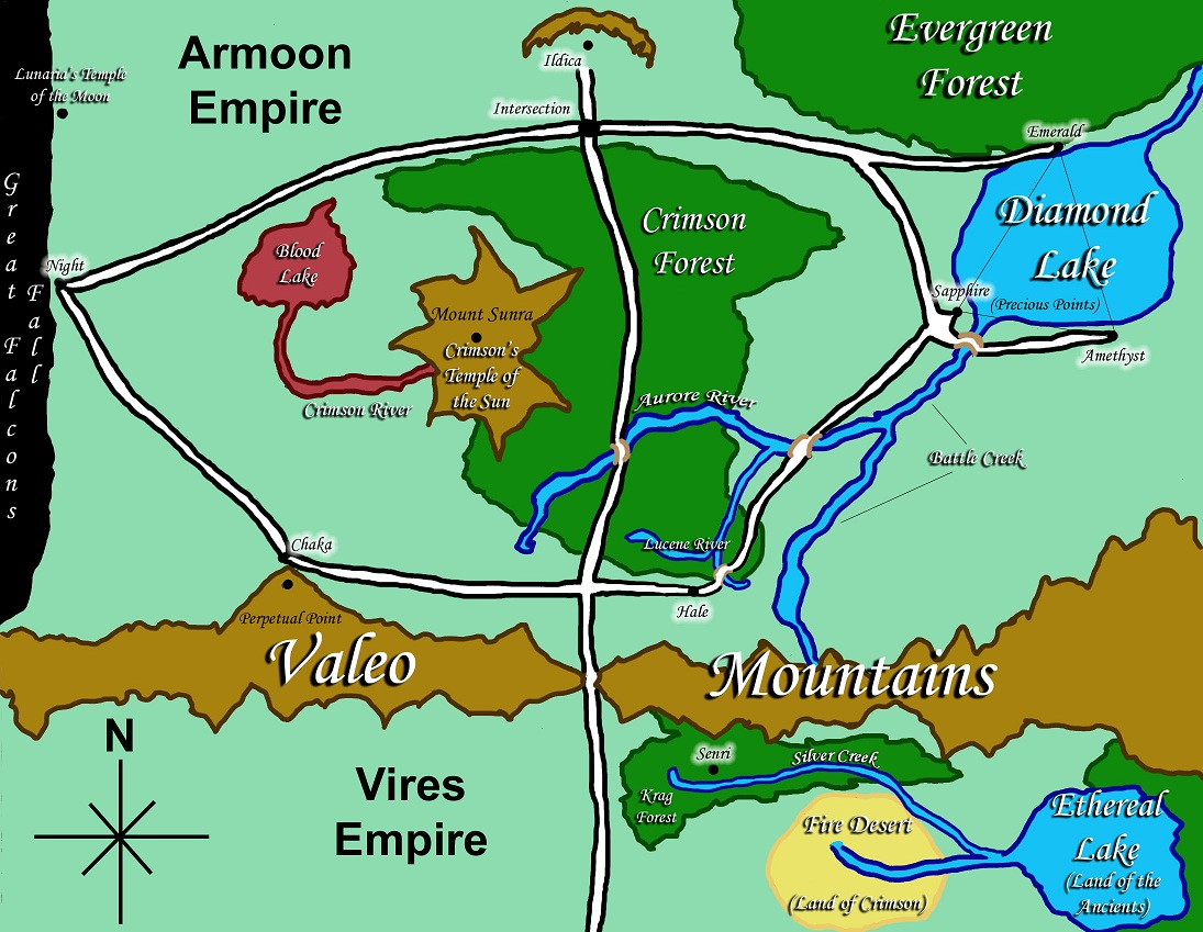 Armoon and Vires Empire